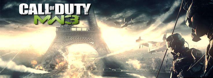 Nueva #Portada Para Tu #Facebook   Call of Duty Modern Warfare 3 Paris    http://crearportadas.com/facebook-gratis-online/call-of-duty-modern-warfare-3-paris/  #FacebookCover #CoverPhoto #fbcovers