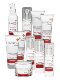 The Environ Intensive range has been formulated to complement the step-up system of Environ's vitamin A skin care programs i.e. the AVST or Ionzyme ranges.