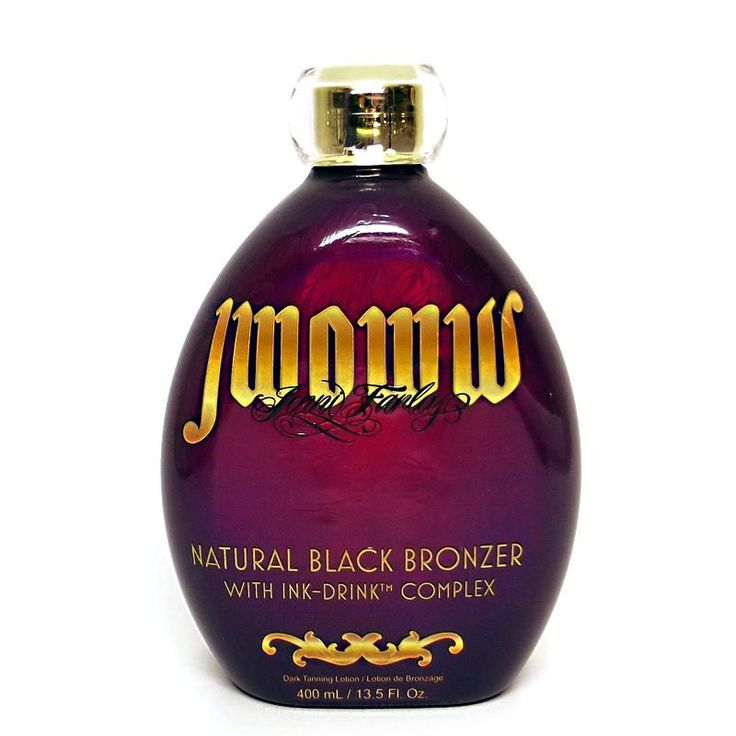 Jwoww Natural Black Bronzer With Ink Drink