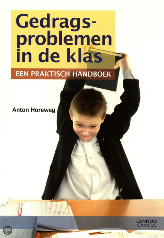 Een geweldig praktisch boek rondom gedragsproblemen in de klas. Moet je echt als leerkracht in bezit hebben!