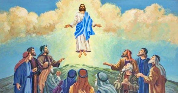 O Que Nos Revela A Ascensao De Jesus Ao Ceu Com Imagens