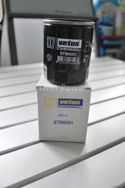 Filtr oleju Vetus M2-3-4