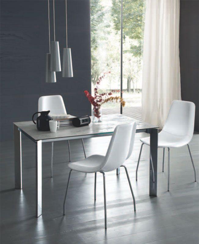 Lynea-l, sedie by DOMITALIA news collection