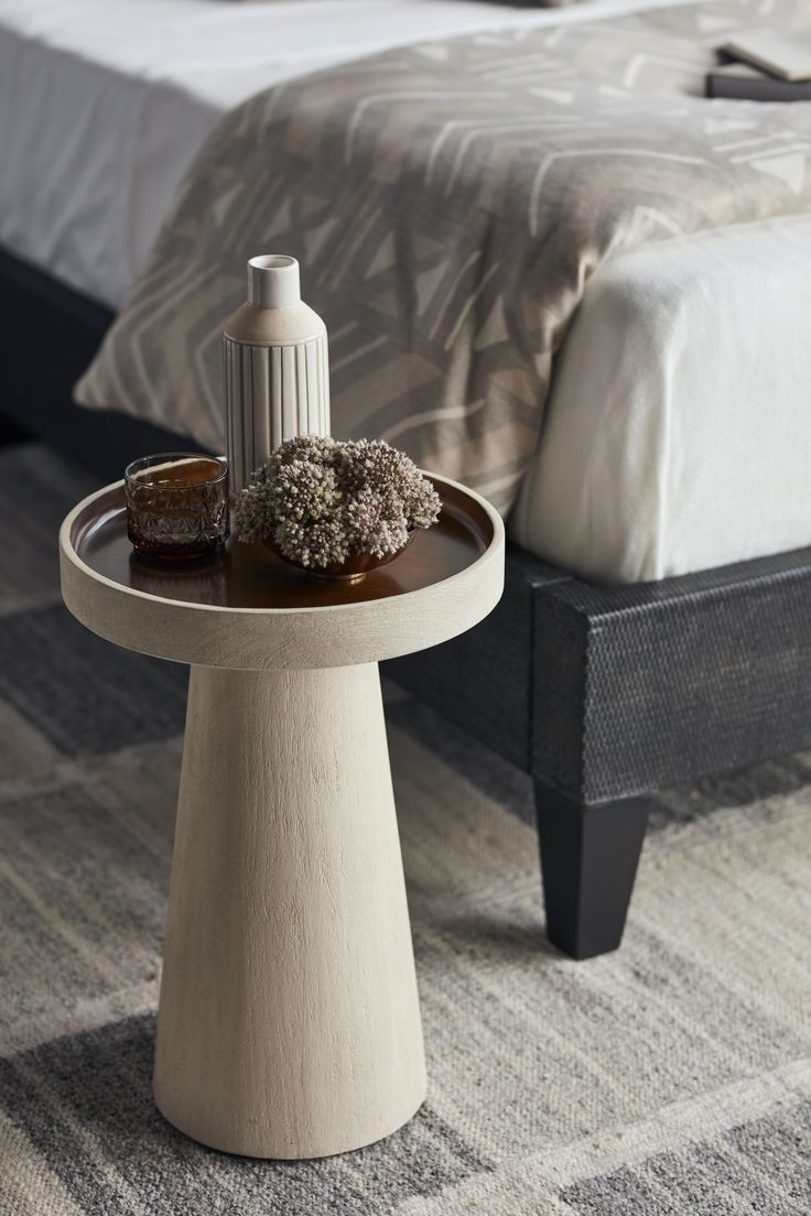 Beistelltisch Modern Rund Hochwertig Schlafen Nachttisch Couchtisch In 2020 Beistelltisch Weiss Beistelltisch Moderne Beistelltische