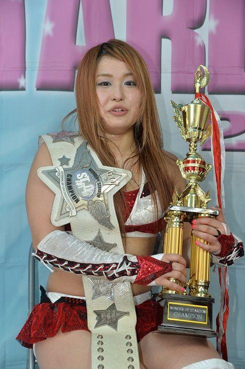 Io Shirai : WrestleWithThePlot