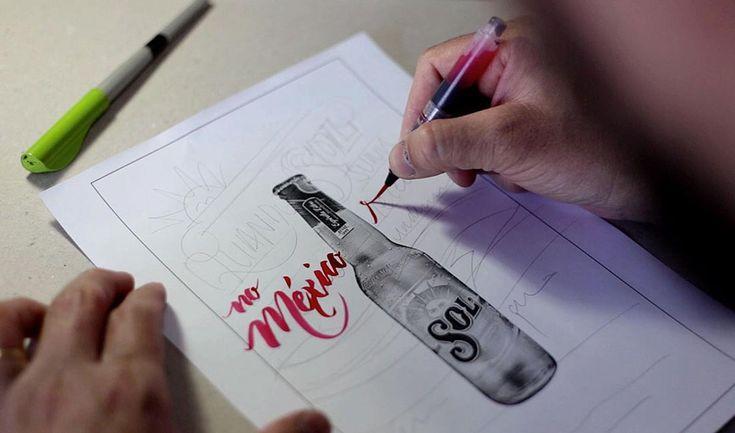 Jackson-Alves-tipografia-Cerveza-Sol