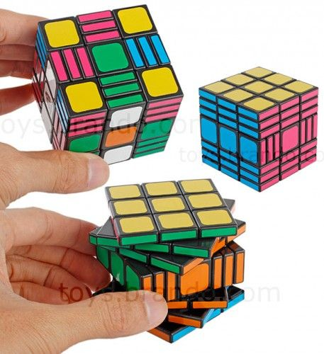Don't Call It A Rubik's Cube, But This Rubik's Cube Will Kick Your Ass | OhGizmo!