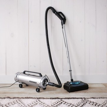 Metro Full-Size Canister Vacuum modern vacuum cleaners