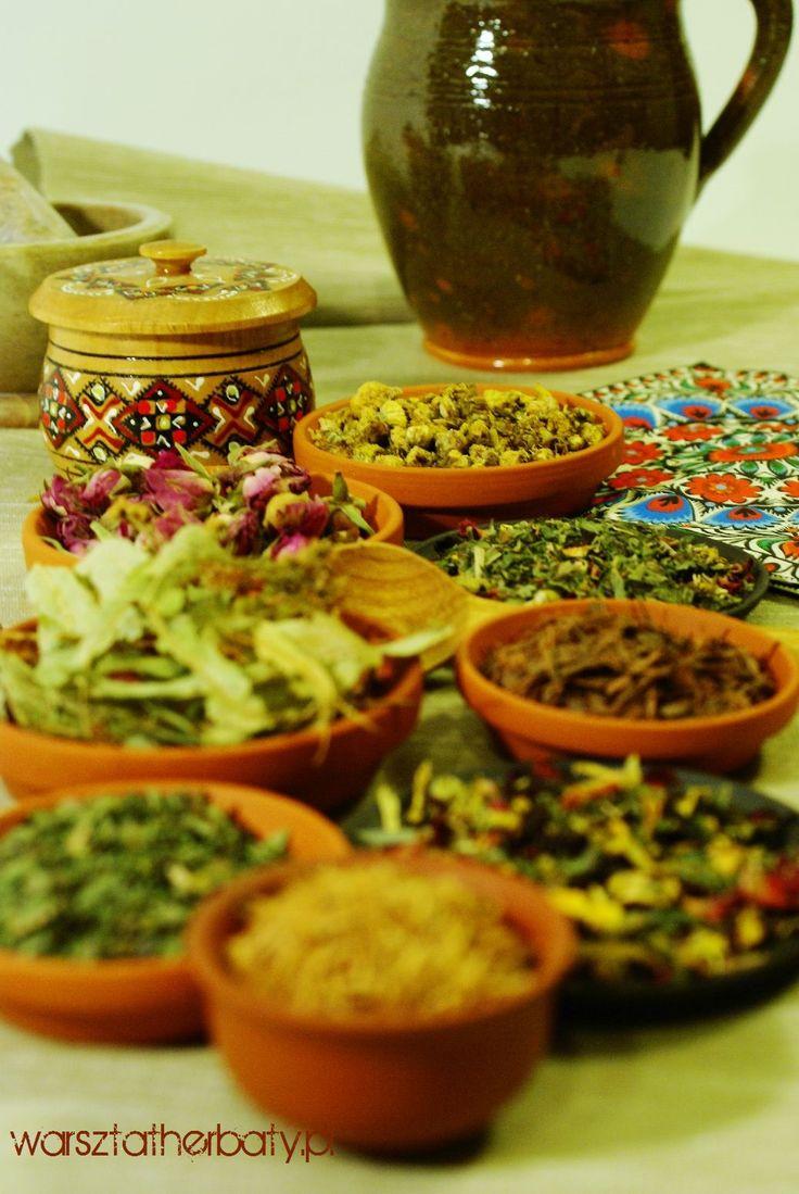 gdzie kupić zioła. ekologiczne do parzenia. http://warsztatherbaty.pl/21-ziola