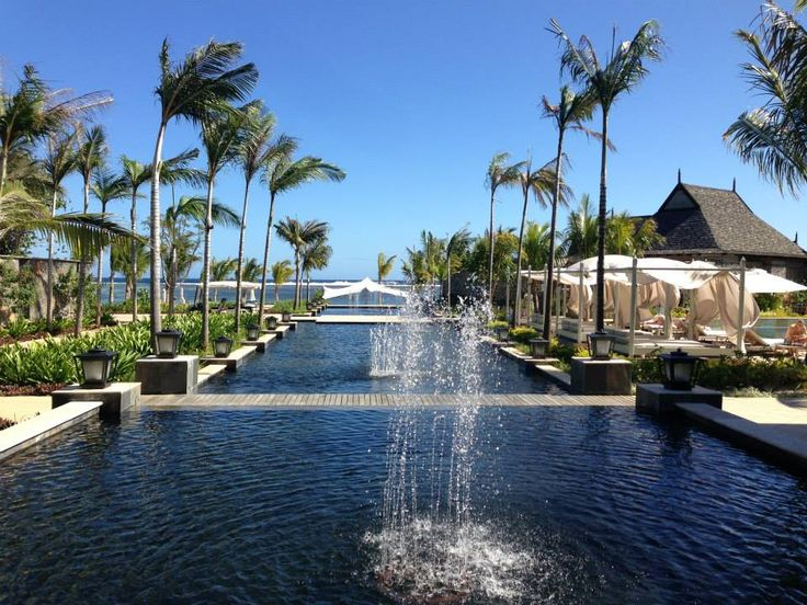 The St. Regus Mauritius Resort