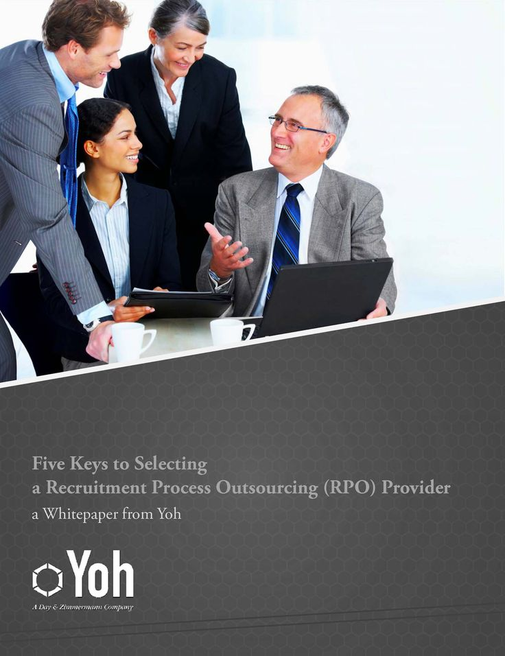 Whitepaper: Five Keys to Selecting an RPO Provider