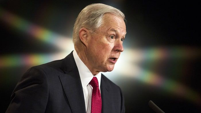 Senate Moves Forward With Bipartisan Bill to Rein in Jeff Sessions  Co-sponsors Rand Paul and Patrick Leahy call out the Attorney General's backwards approach to criminal justice, the drug war and mandatory minimums