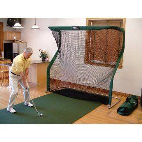 The Net Return Pro Series Multi Sport Net, (golf net, golf practice net, golf cage, baseball net, driving range at home, golf, golf hitting net, hitting nets, sports net, the)