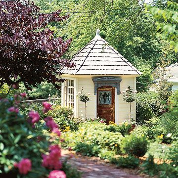 101 Best Images About Potting Sheds Garden Houses On