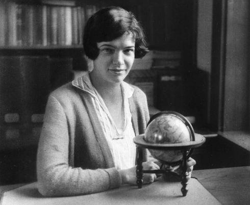 La astrónoma Adelaide Ames (1900-1932) nació un 3 de junio.