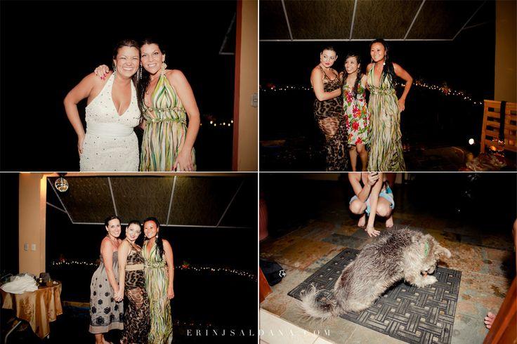 costa rica destination wedding : wayne and darlene