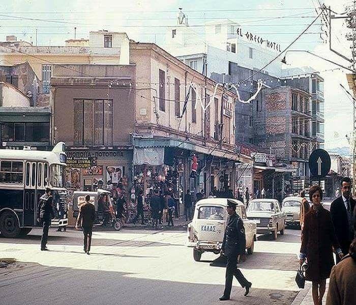 Heraklion, Crete. 1960s
