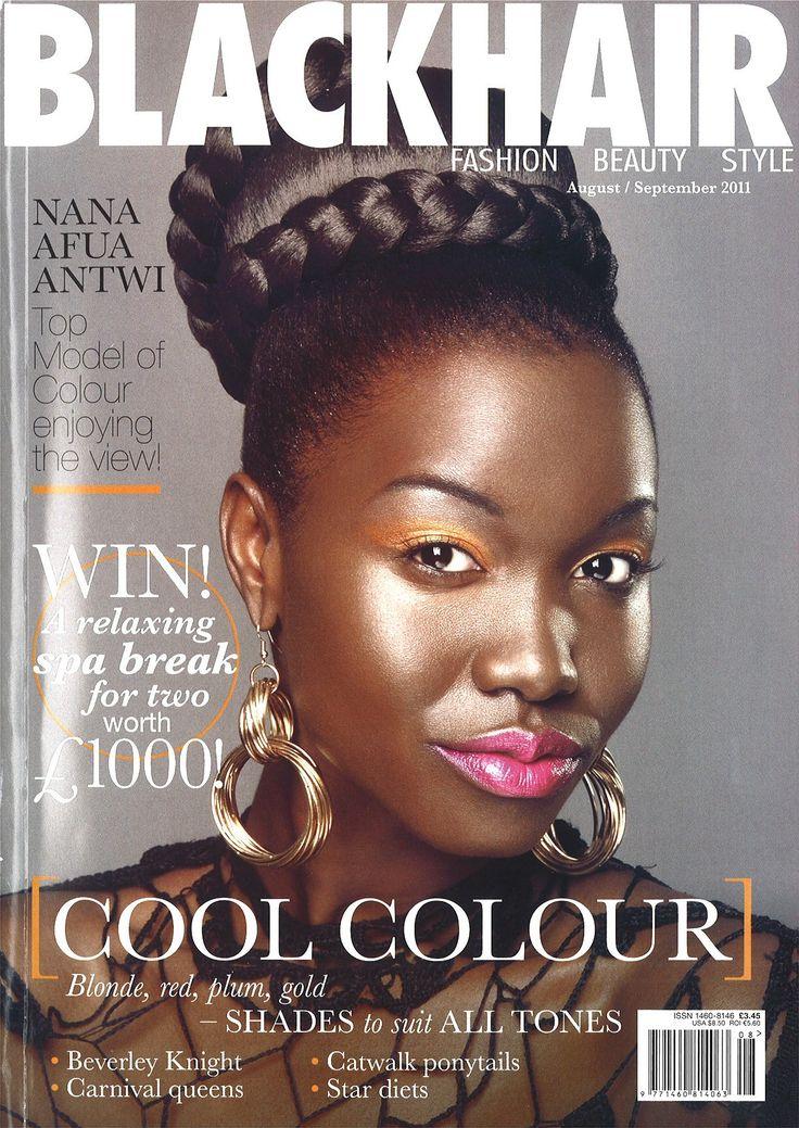 black magazines | Black Hair - Another big UK hair magazine