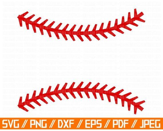 Baseball Stitches Svg Files Baseball Laces Svg File For Cricut Baseball Split Monogram Frame Svg F Baseball Stitch Monogram Frame Baseball Svg