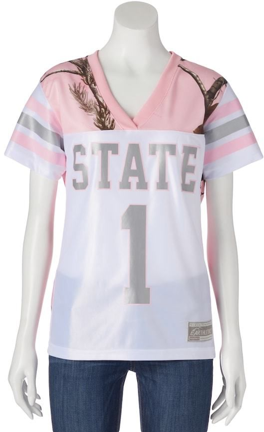 Realtree Women's Realtree Mississippi State Bulldogs Game Day Jersey