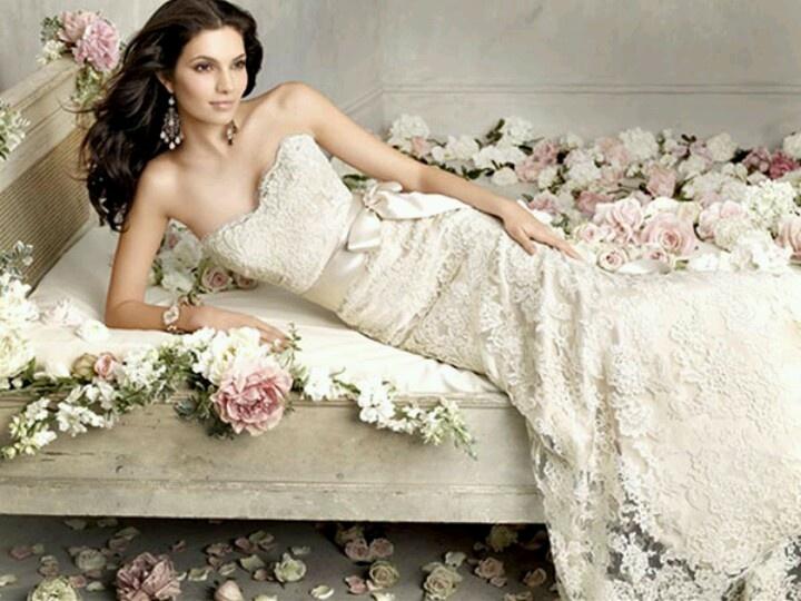 1000  ideas about Jessica Mcclintock Wedding Dresses on Pinterest ...