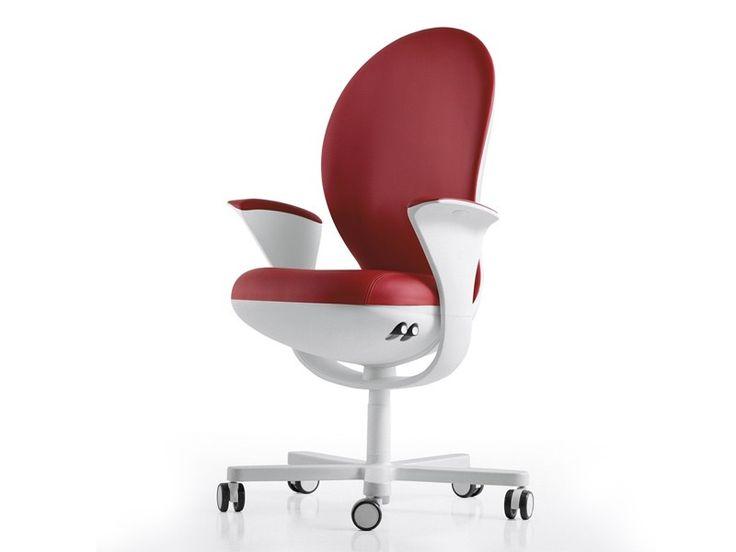 Chefsessel Bürostuhl Bei Jourtym Büromöbel Roter
