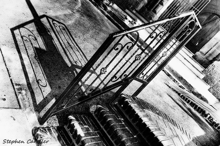 Shadows And Steps