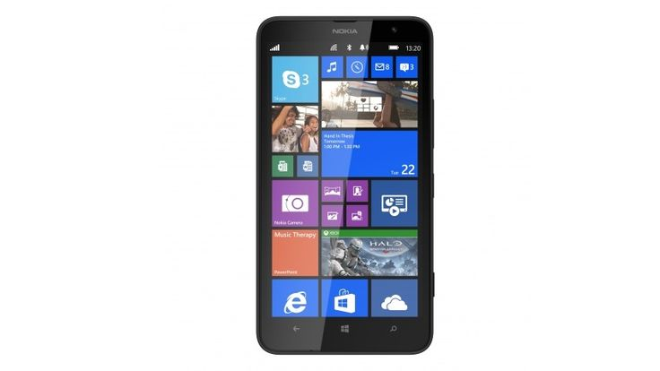 Nokia Lumia 1320 - wielki Windows Phone