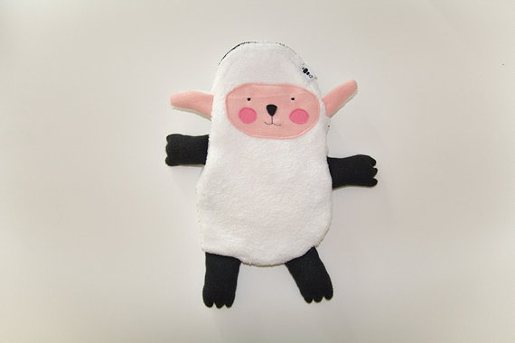 backpack SHEEP by zoo52 on Etsy