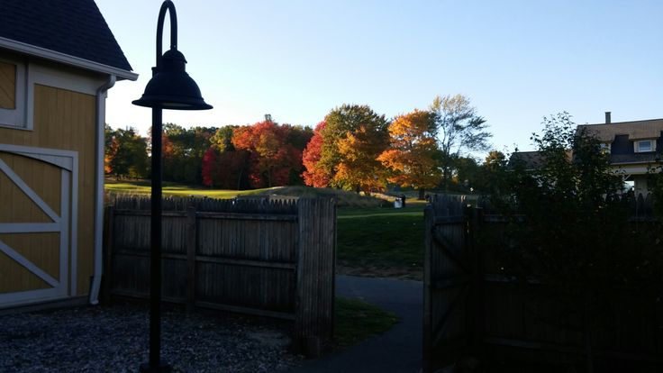 We love fall here at The Ranch!!!