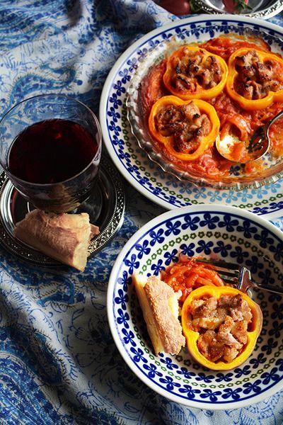 トルトットパプリカ トースターで簡単! ハンガリー料理 パプリカと新玉ねぎたっぷり花粉症