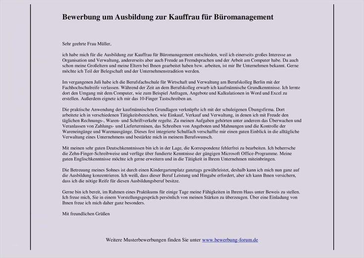 Anhang Mustervorlagen In Deutscher Sprache 9