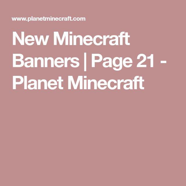 Assez Les 25 meilleures idées de la catégorie Cool minecraft banners sur  EO87