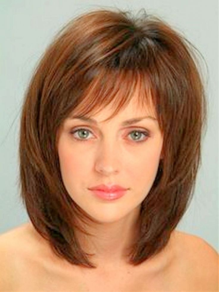 medium hairstyles for round faces 2014 Archives - Hairstyles ...