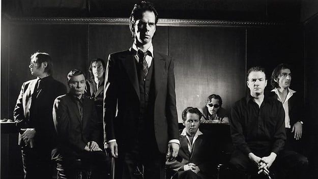 Nick Cave & The Bad Seeds, his most well-known group, began 30 years ago in 1983. Their fifteenth studio album, Push the Sky Away, was released in February 2013.