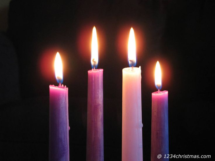 Advent Candles Wallpapers
