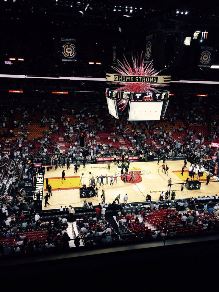 American Airlines Arena #game#