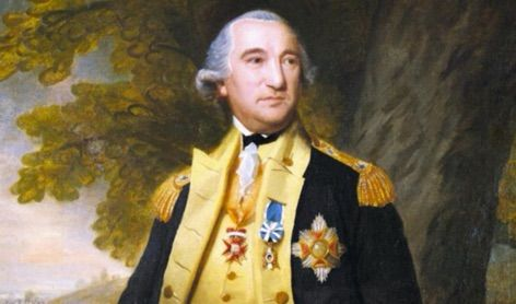 Homo History:  Baron Friedrich Wilhelm von Steuben (1730-94) made to the American Revolution, consider this: Before his arrival in Valley Forge in 1778, the colonies were on the path to defeat. Without his leadership, our modern America might still be the British Colonies.....