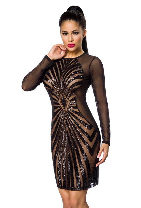 Kleid mit Pailletten https://www.fancy-dresses.de/sexy-mode/cluboutfits/minikleider/kleid-mit-pailletten