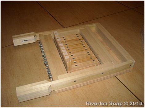 "Riverlea Soap: Making of The ""Rose Cutter"" Tutorial By Rose D Eri..."