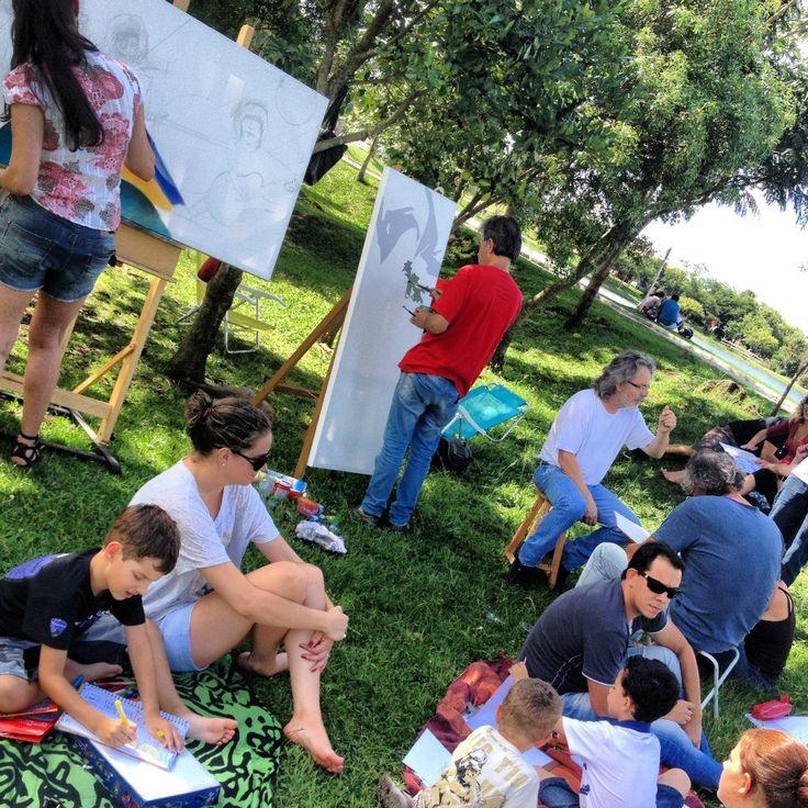 Atelier Livre - Lagoa do Rizzo - Caxias do Sul