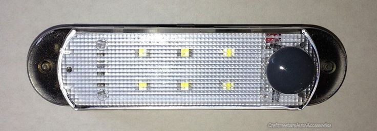 Truck cap /Tonneau cover /RV/ Battery Domelight #AT-LED-6VB - Buy 1 get 1 FREE!