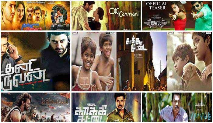 10 Unexpected Tamil Blockbuster Movies Of 2015  Click Here To View More..