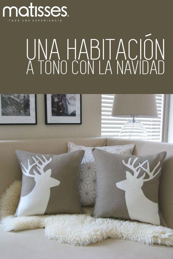 Decorar con motivo navide o la habitaci n le dar un toque - Consejos para decorar el hogar ...