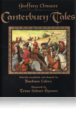 the stunning tale of chaunticleer in geoffrey chaucers canterbury tales The canterbury tales was written by geoffrey chaucer in england toward the  end of the 1300's  it is the nun's priest's tale, called chanticleer and the fox.