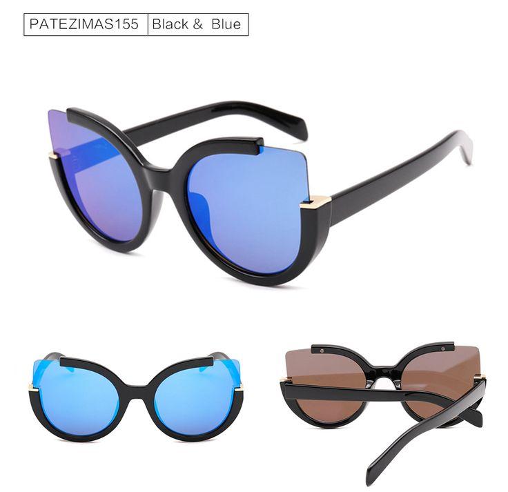 Cool Cat Eye Sunglasses Women 2017 High Quality Brand Designer Vintage Fashion Driving Sun Glasses For Women UV400 lens gafas de sol - $12.57 - Buy it Now!