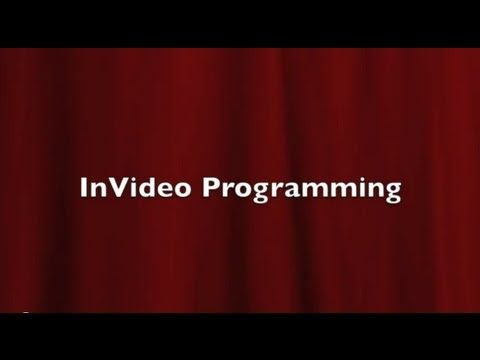 InVideo Programming
