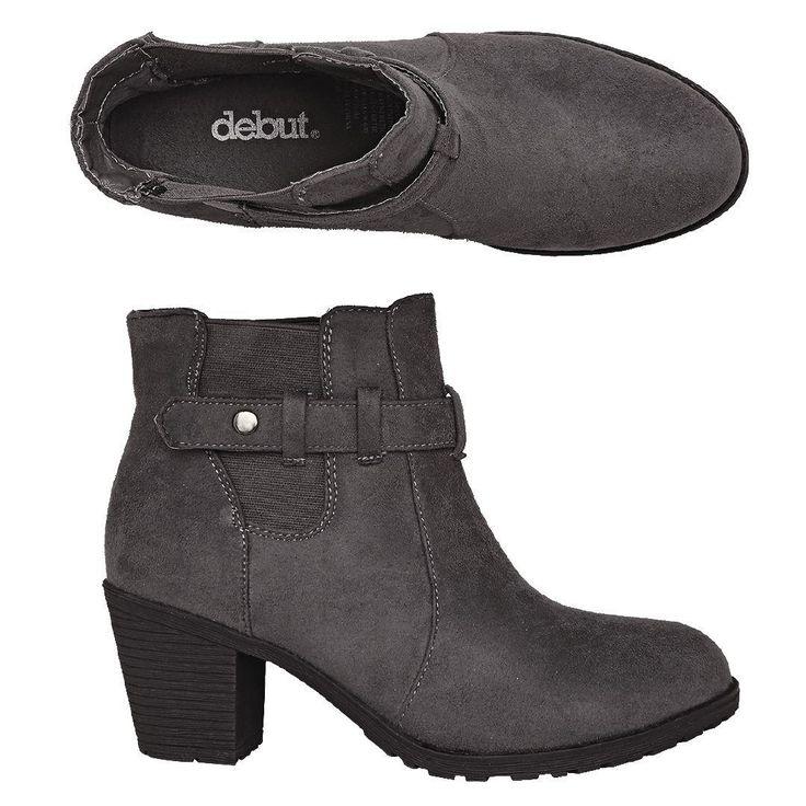 Wardrobe essentials: Neutral ankle boots