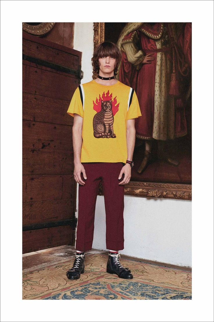 Gucci is combining its men's and women's shows. That could be one reason creative director Alessandro Michele is playing up his men's Cruise collection for the brand. Read on for the others.