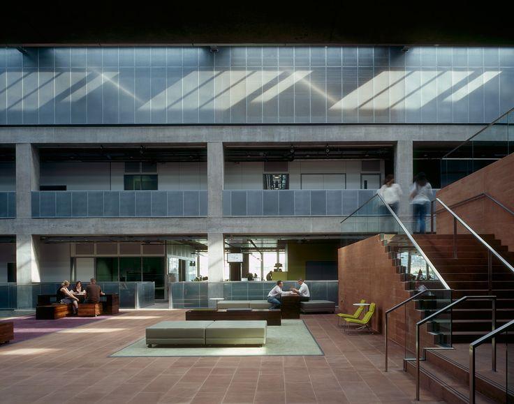 David Chipperfield Architects – BBC Scotland at Pacific Quay
